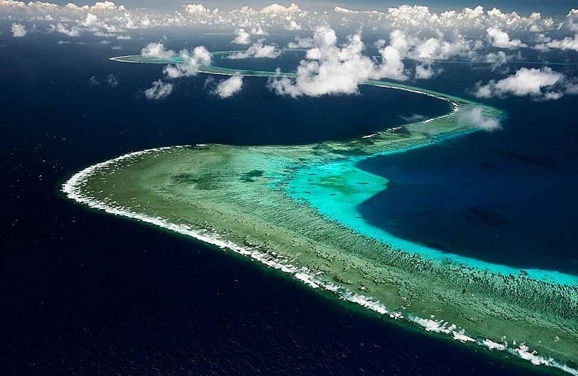Големият бариерен риф Снимка: David Doubilet, National Geographic