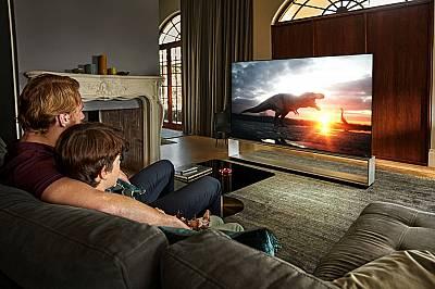 С телевизорите LG OLED – картината е по-реална от всякога