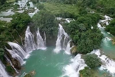 7 удивителни чудеса на природата в Азия