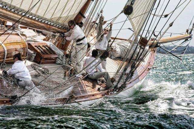 Приключения по море