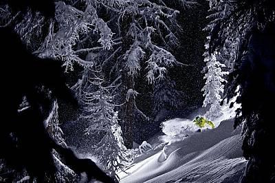 Нощни ски