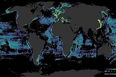 Индустриалният риболов обхваща 1/3 от планетата