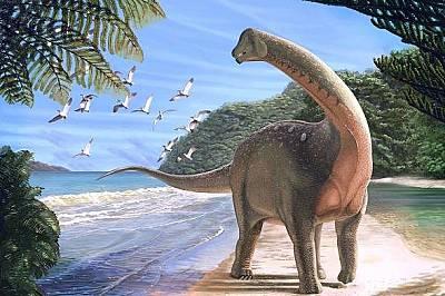 В Египет намериха уникален  динозавър