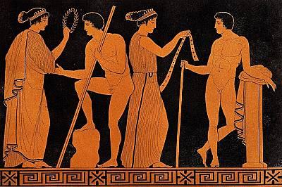 Древните олимпийски игри