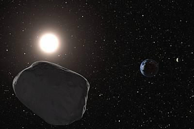 Люксембург ще добива метали от астероиди
