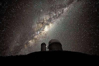 Учени откриха десетки звезди-бегълци в Млечния път