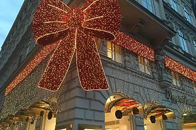 Какво направих във Виена преди Коледа?