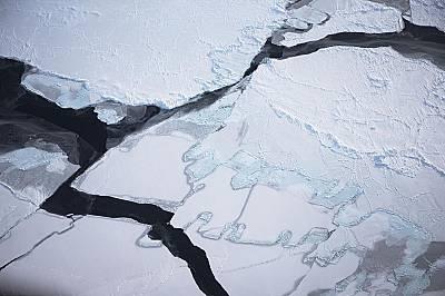 Според ново проучване дебелите ледени пластове на Антарктида се топят по-бързо отвсякога.