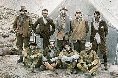 Джордж МалориПрез 1924 г. Джордж Малори оглавява експедиция, чиято цел е да покори Еверест. Малори изчезва по време на опита си да стигне до върха, дн...