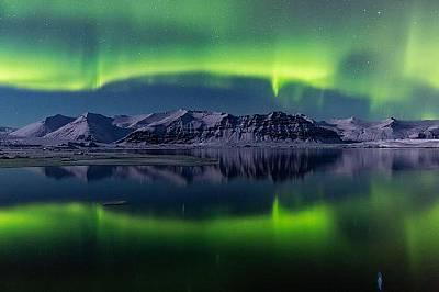 Национален парк Vatnajökull, Исландия