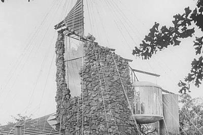Бевингър хаузПостроена през 1955 г., Бевингър хауз в Оклахома има уникален модернистичен дизайн. Макар да е добавена към Националния регистър на истор...