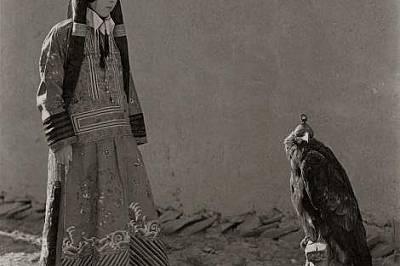 Китайската принцеса Ниргидма през 1932 г.