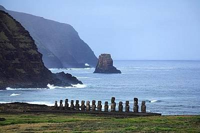 Великденският островМного учени смятат, че европейските болести, а не вътрешни борби са били причина за изчезването на местната общност. ...