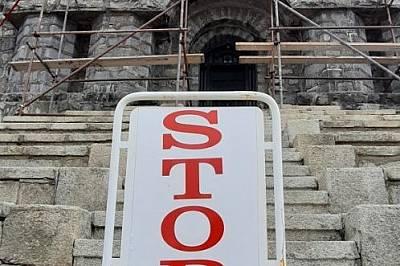 Започна ремонтът на Паметника на Свободата