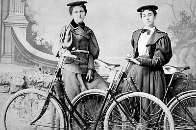 Как колелата преобразиха света