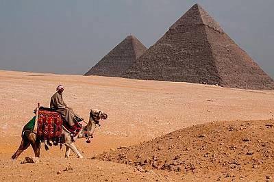 Сензационно откритие, свързано с Пирамидите в Гиза!