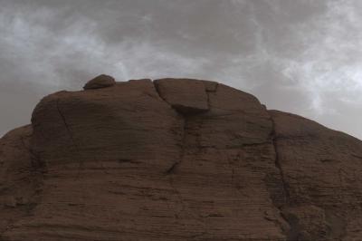"""""""Кюриосити"""" засне облаци над Марс"""
