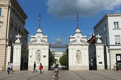 Варшава – среща между минало, настояще и бъдеще