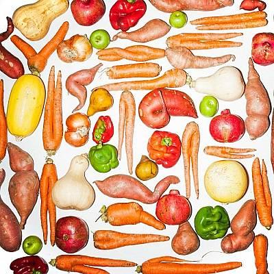 Всяка година към 3 млрд. кг плодове и зеленчуци в САЩ си остават необрани или непродадени, често по естетични причини.