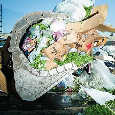 В долината Салинас в Калифорния фермерите изхвърлят годишно хиляди тонове свежи плодове и зеленчуци, нетрайни, за да издържат дълъг превоз.  &nb...