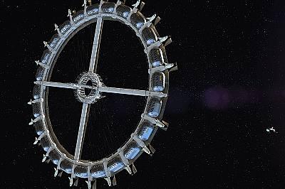 Първият космически хотел ще отвори през 2027 г.