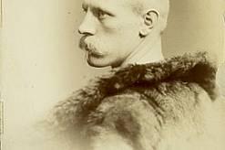"""Нансеносигурил финансова подкрепа за експедицията на """"Фрам"""" от Норвежкия парламент и други дарители, включително крал Оск..."""