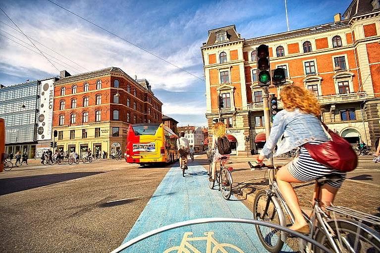 Топ 10 града за велосипедисти