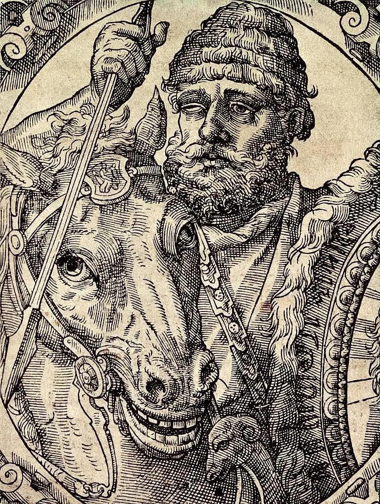 Генерал Ханибал е един от най-креативните военни стратези в историята.