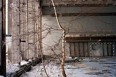 Припят, Украйна, 2010 г.Трийсет години след бедствието ефектите от ядрената катастрофа в Чернобил са едновременно видими като белези и неосезаеми като...