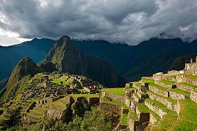 Високите амбиции на инките
