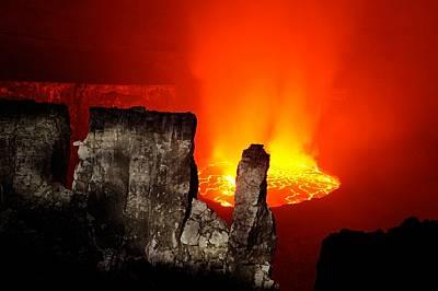 В сянката на вулкана