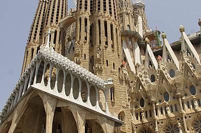 """2  La Sagrada Familia за мен винаги ще си остане свързана с The Alan Parsons Project и албумът им """"Gaudi""""."""