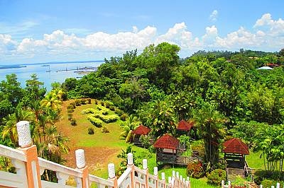 Сандакан, остров Борнео