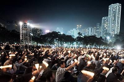 Хонг Конг: в сянката на Китай