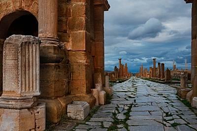 Пределите на Рим