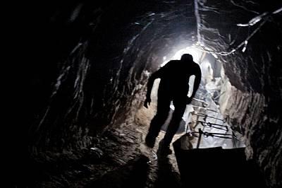 Тунелите на Газа