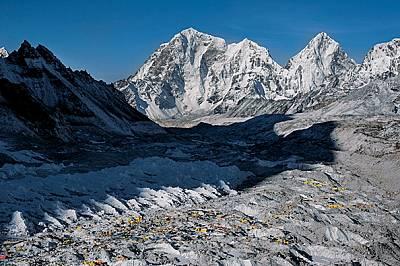 Тълпи на Еверест
