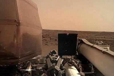 Марс на 26 ноември 2018 г.