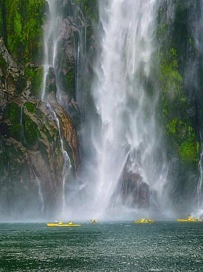 Национален парк Фьордленд, Нова Зеландия