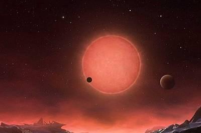 Учени откриха потенциално обитаеми планети
