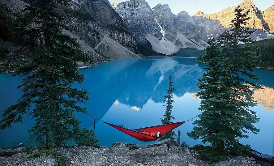 Национален парк Банф, Канада