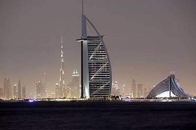 """Дубай строи """"град на бъдещето"""""""