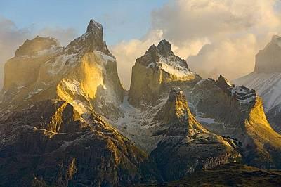 Зъберите на Андите.