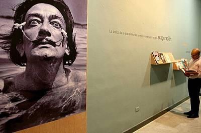 Издават сюрреалистична готварска книга на Салвадор Дали