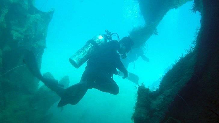 Работата на подводните археолози по Черноморието ни ще продължи още 2 години. Снимка: БГНЕС