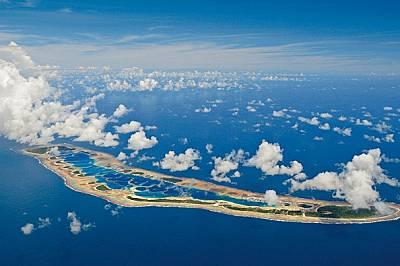 Южните острови Лайн