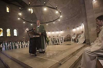 Църквата, където Иисус е хранил с хляб и риба, отвори врати