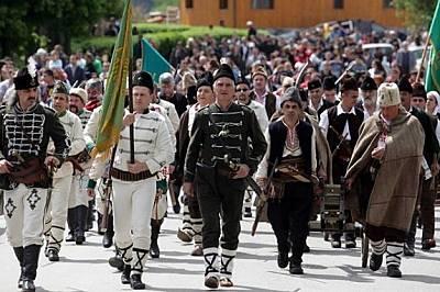 Априлското въстание: Българската революция – морална и с оръжие