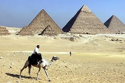 В Хеопсовата пирамида учени откриха кухина с размерите на пътнически самолет