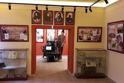 Портрети и документи в Желязната църква